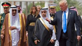 Trump in Saudi-Arabien: USA räumen am Golf Milliarden ab