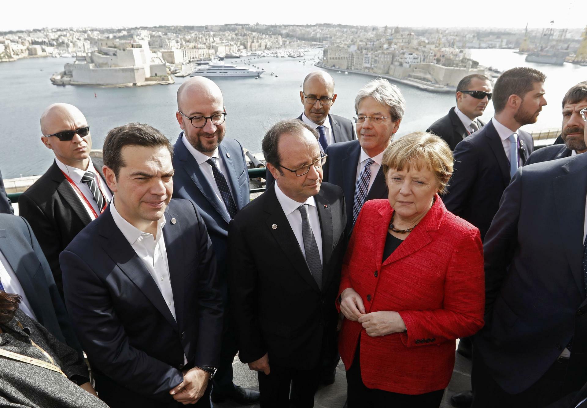 Gipfel auf malta eu beschließt zehn punkte programm gegen migration