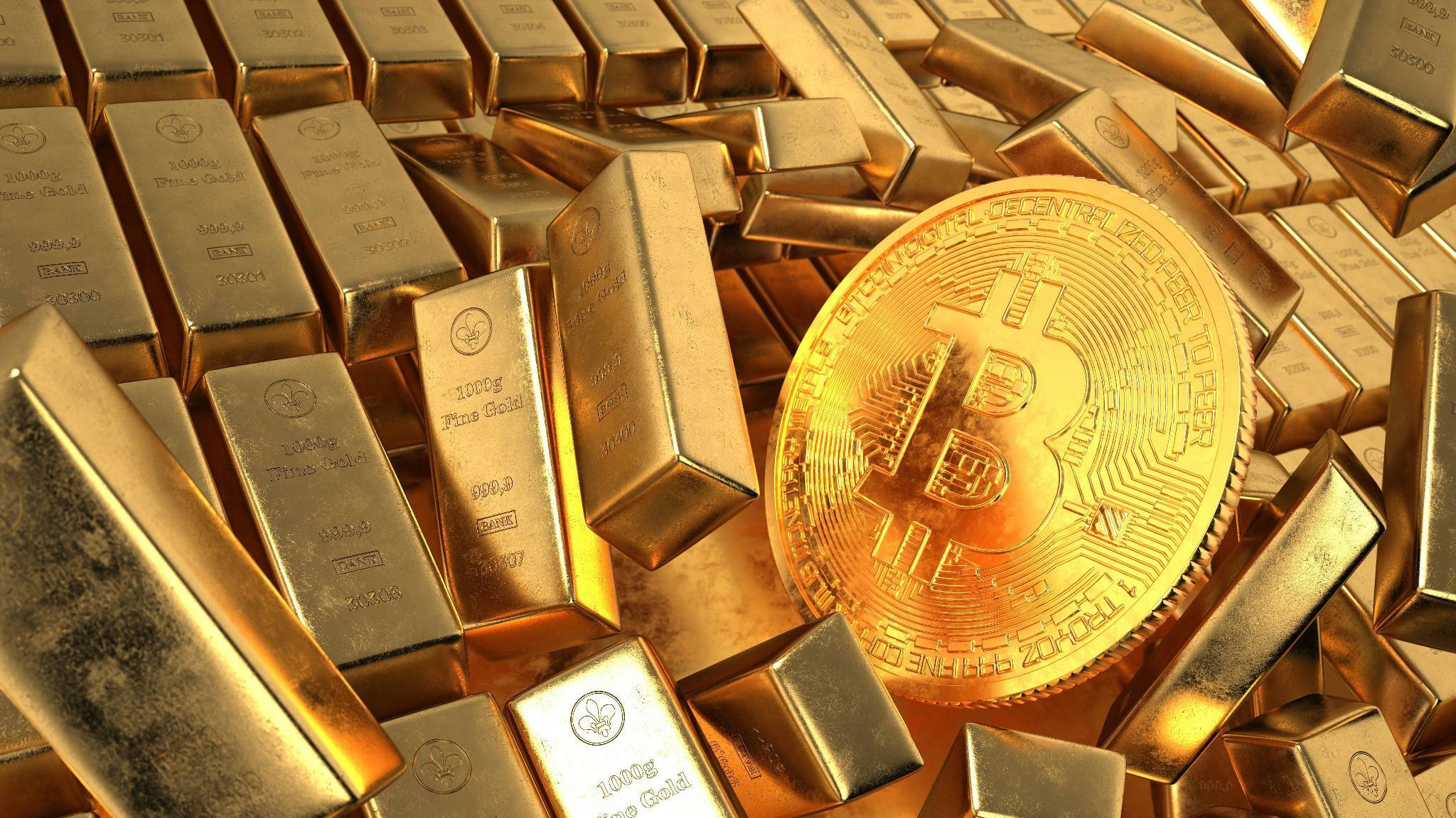 Bitcoin und Gold: Was Anleger über Kryptowährungen und Edelmetalle wissen müssen