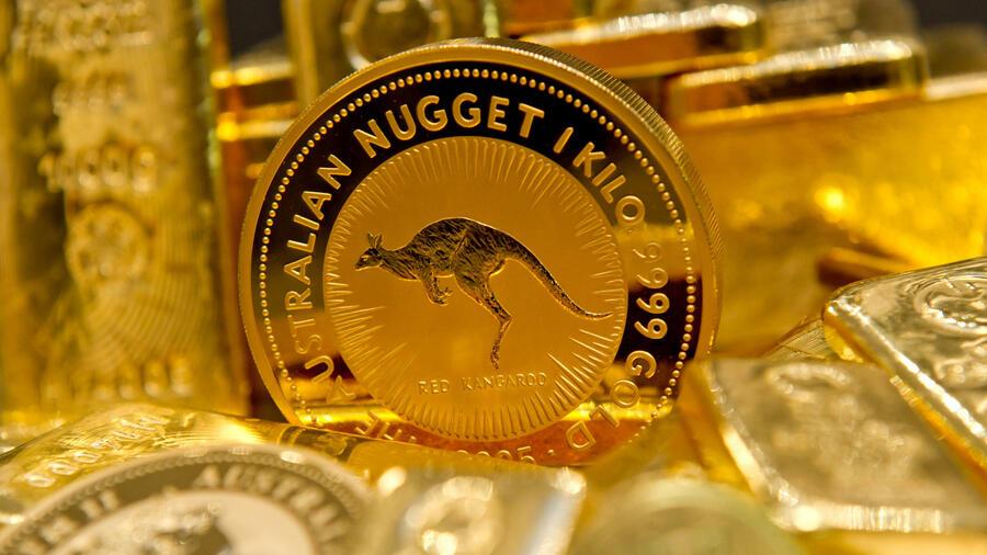 Gold In Der Krise Wenn Selbst Die Münzsammler Nicht Mehr Kaufen