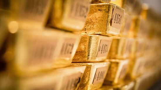 Bundesbank holt ihr Gold nach Hause
