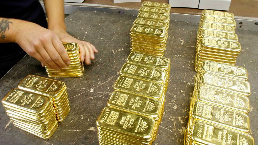 Goldpreis klettert auf Fünf-Jahres-Hoch