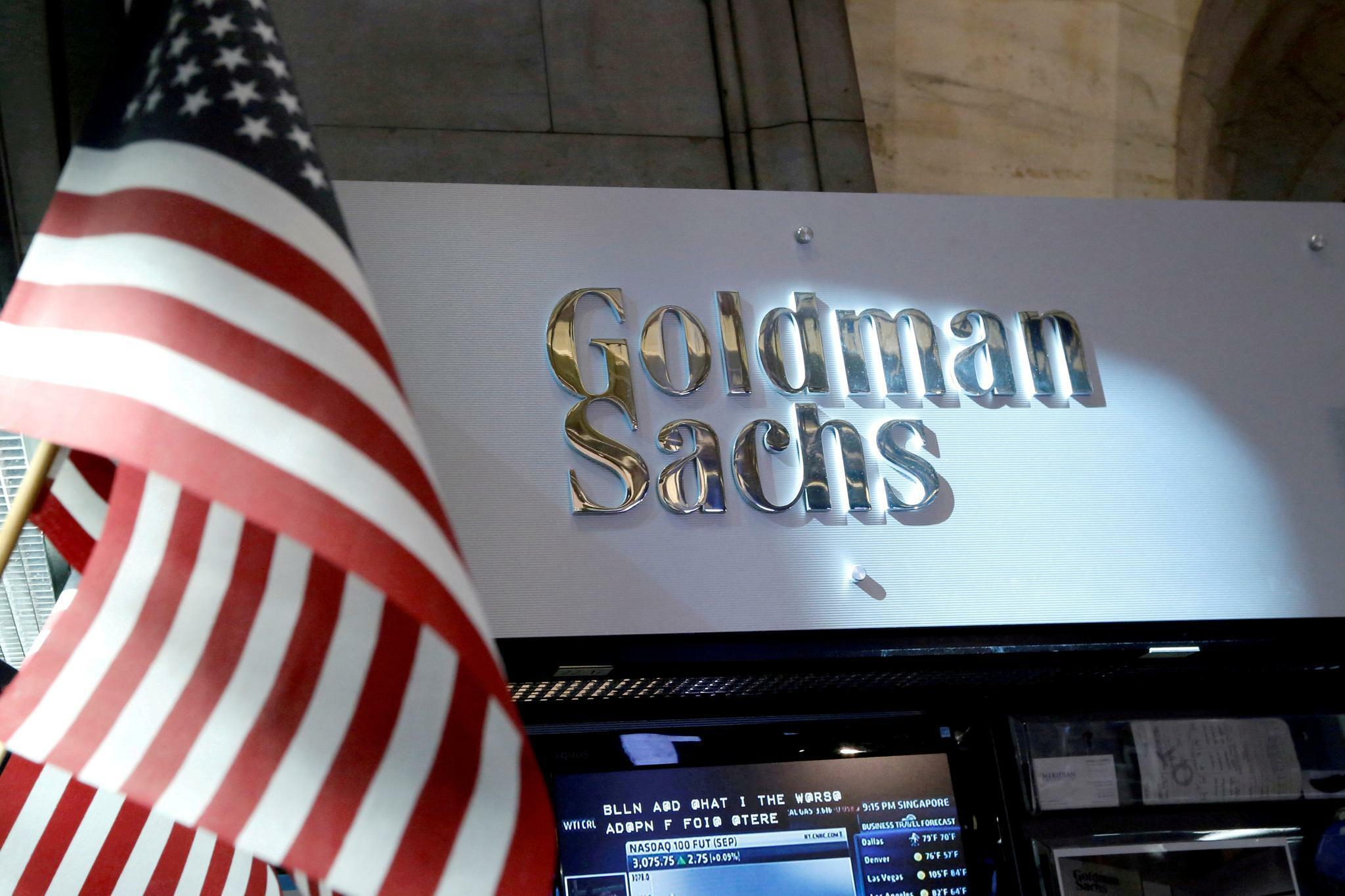 Goldman Sachs plant digitale Vermögensverwaltung für Kleinkunden