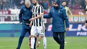 Fußball: Siege für Juve und Napoli - Bergamo 1:1 gegen Florenz