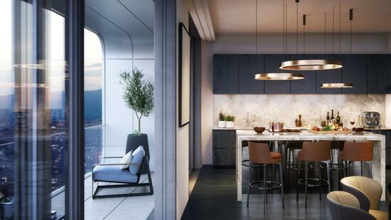 luxusapartments sch ner wohnen in deutschland. Black Bedroom Furniture Sets. Home Design Ideas