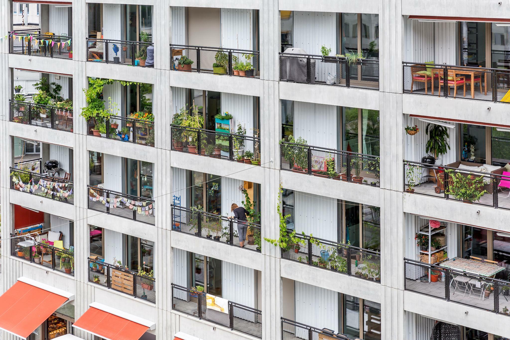 Zürichs neue Greencity soll Wohlstand und Energiesparen vereinen