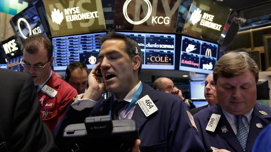 AmEx treibt Dow ins Plus