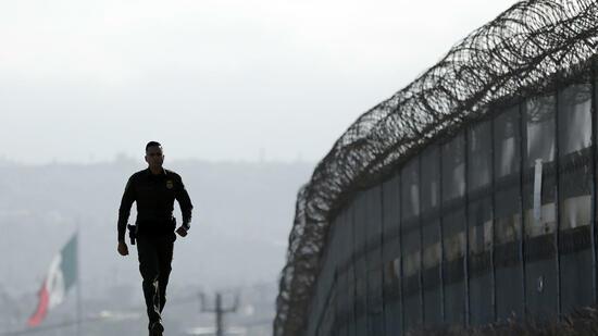 Klage gegen Trump: Kalifornien geht gegen Mauerbau vor