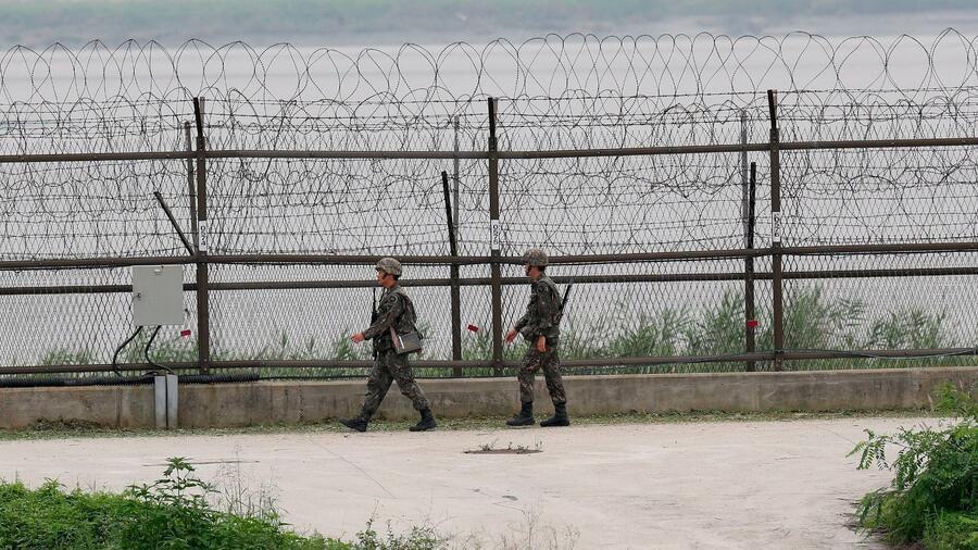 Beide Staaten haben bereits alle Landminen im Grenzort Panmunjom entfernt. Quelle: dpa