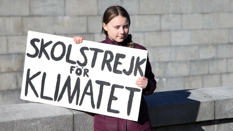 Greta Thunberg will auch in den Sommerferien streiken