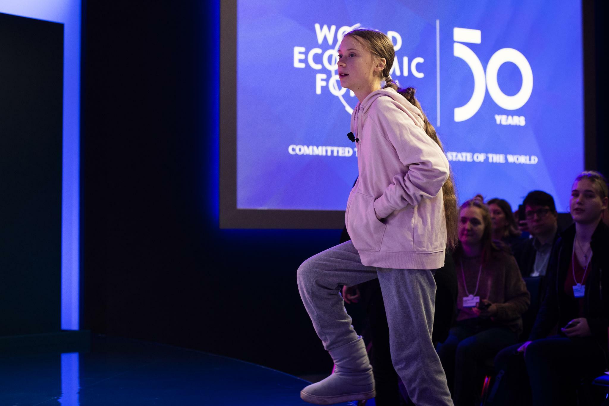 Davos darf die Chance für einen Imagewandel nicht verpassen