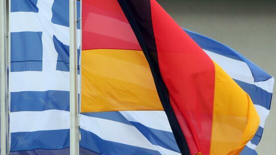 Deutschland verdiente 1,34 Milliarden an Griechenland-Krise