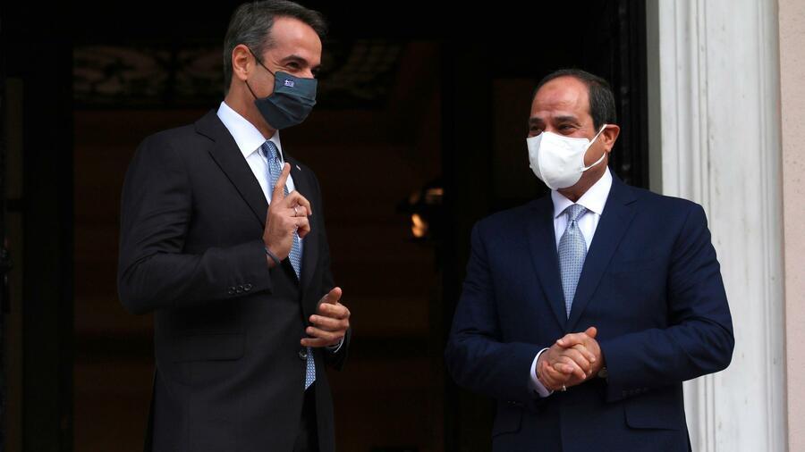 Weil die EU laviert, knüpft Athen jetzt ein Netzwerk neuer Partnerschaften. Quelle: AFP