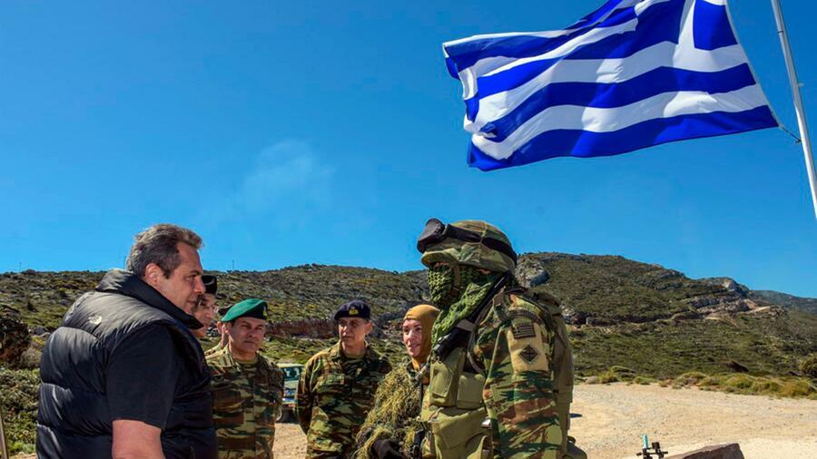 Griechenland Militär