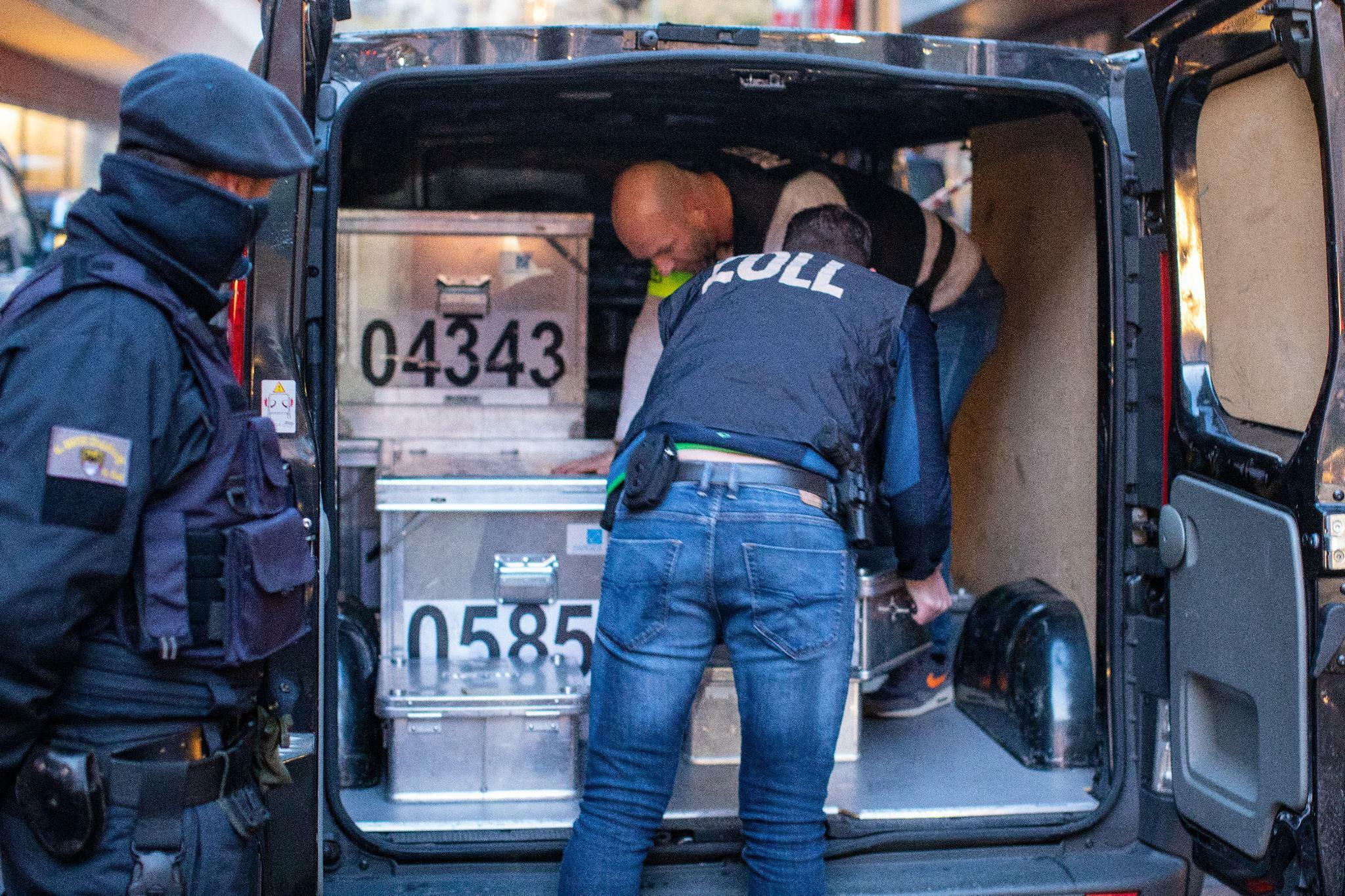 """""""Hawala-Banking"""": 22 Millionen Euro bei Razzia sichergestellt"""