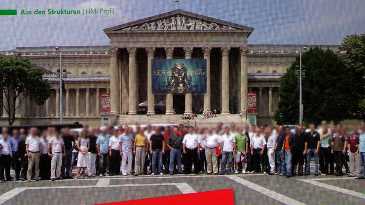 Sexskandal bei Ergo : Wie Herr Kaisers Truppe feierte