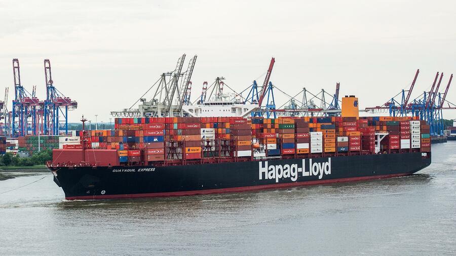 Hapag-Lloyd-Aktie: Reederei verdient deutlich besser als erwartet Quelle: dpa