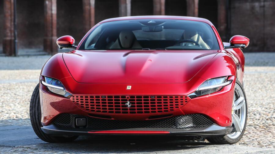 Ferrari Roma 2021 Preis Ps Geschwindigkeit