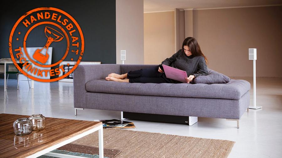 test soundsystem cubycon 2 complete unterm sofa ist der. Black Bedroom Furniture Sets. Home Design Ideas