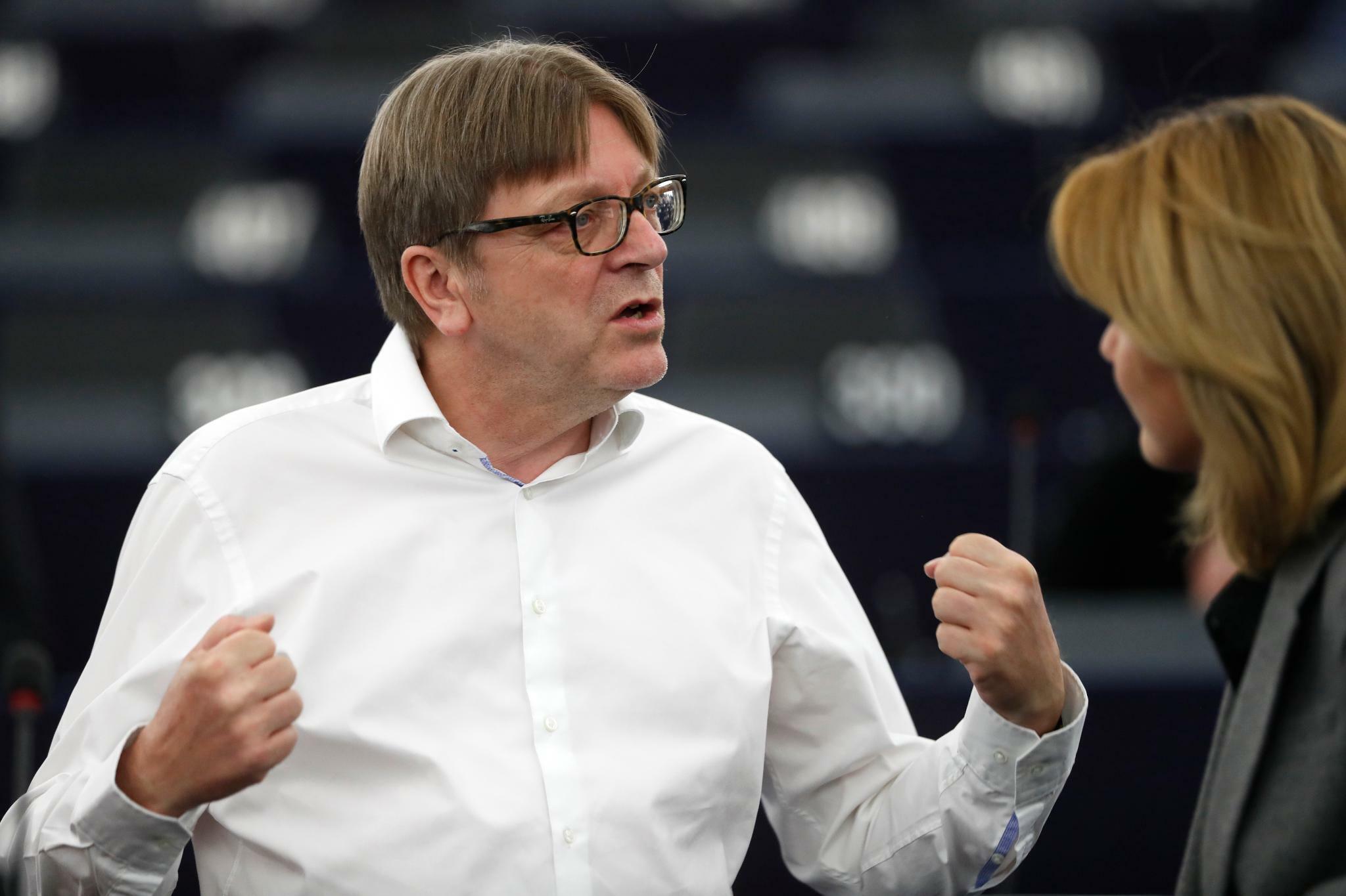 EU-Kommission: Großbritannien muss auch bei No-Deal-Brexit zahlen