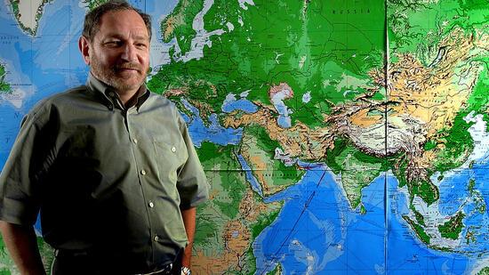 Schon im Jahr 2004 global orientiert: Stratfor-Chef George Friedman. Quelle: dapd