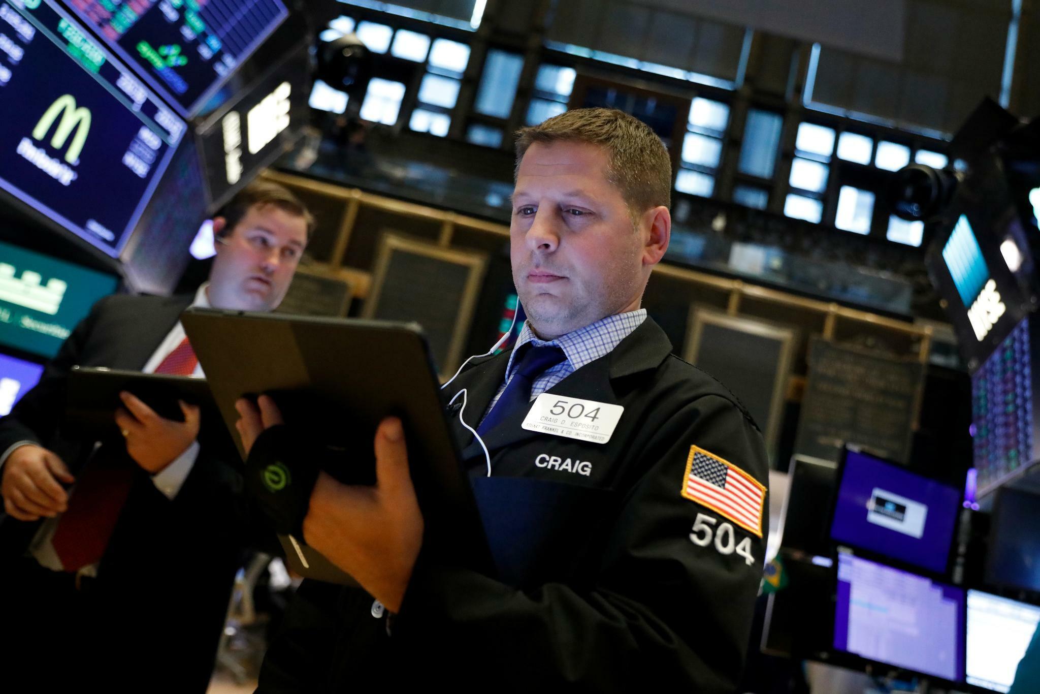 US-Börsen drehen ins Minus