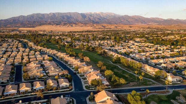 Immobilien: Die unheimliche Erholung am US-Häusermarkt