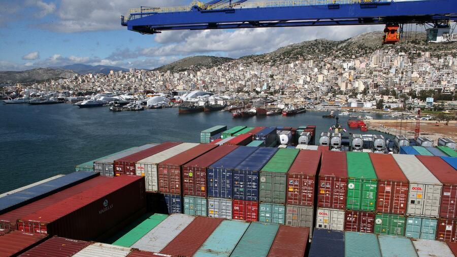 Griechische Wirtschaft wächst erstmals wieder