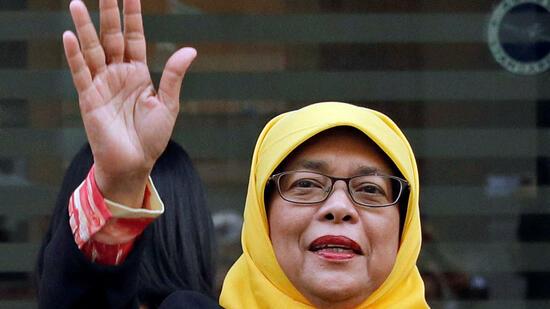 Wahlen in Singapur: Nur eine zugelassene Kandidatin
