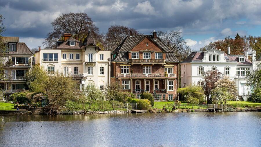 Wo Deutschlands Millionäre Villen kaufen