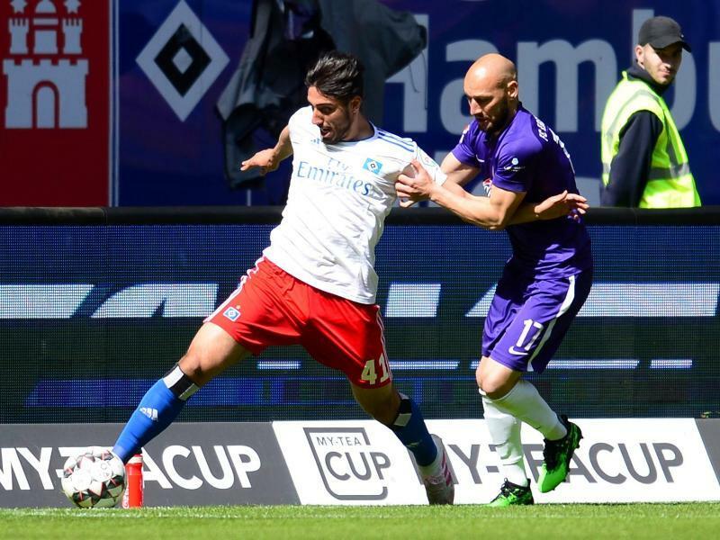 HSV verteidigt Platz zwei - Aufsteiger Paderborn nun Dritter