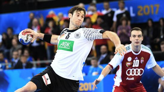 ungarn deutschland handball