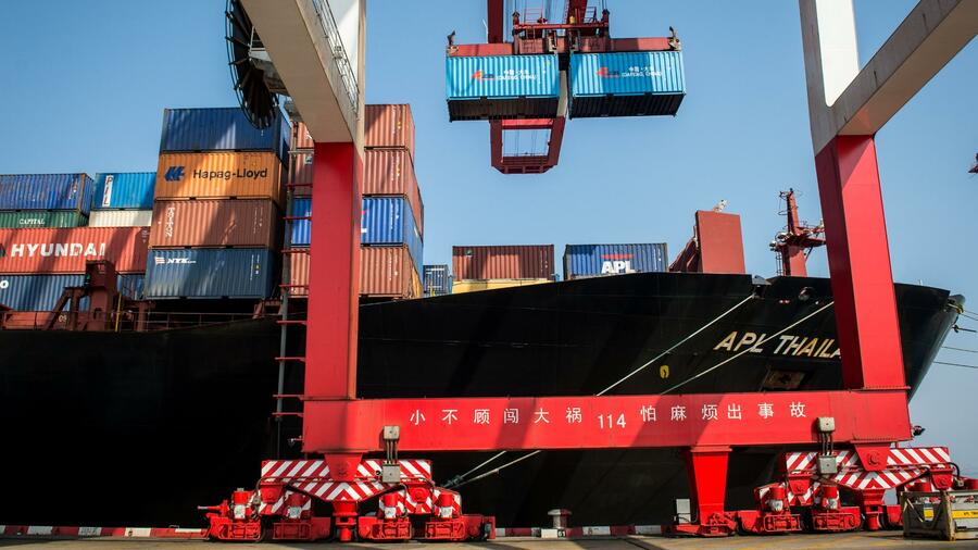 handel in china