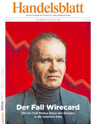 Handelsblatt Titelblatt