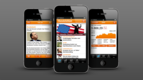 Information to go: Handelsblatt iPhone-App
