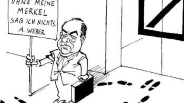 komisch  u00fcbertrieben  karikatur des tages