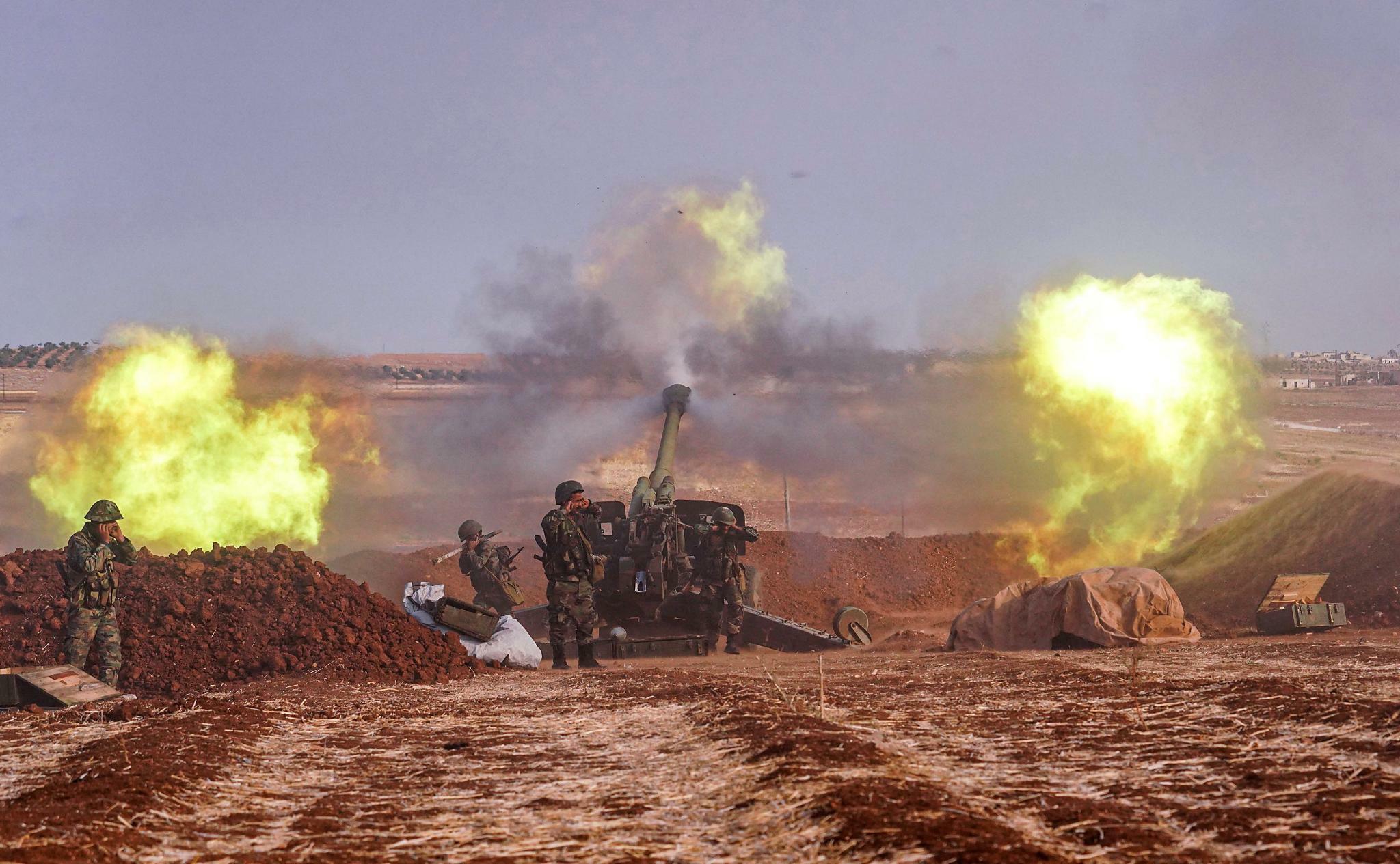 Geringe Chancen für UN-Mission in Nordsyrien