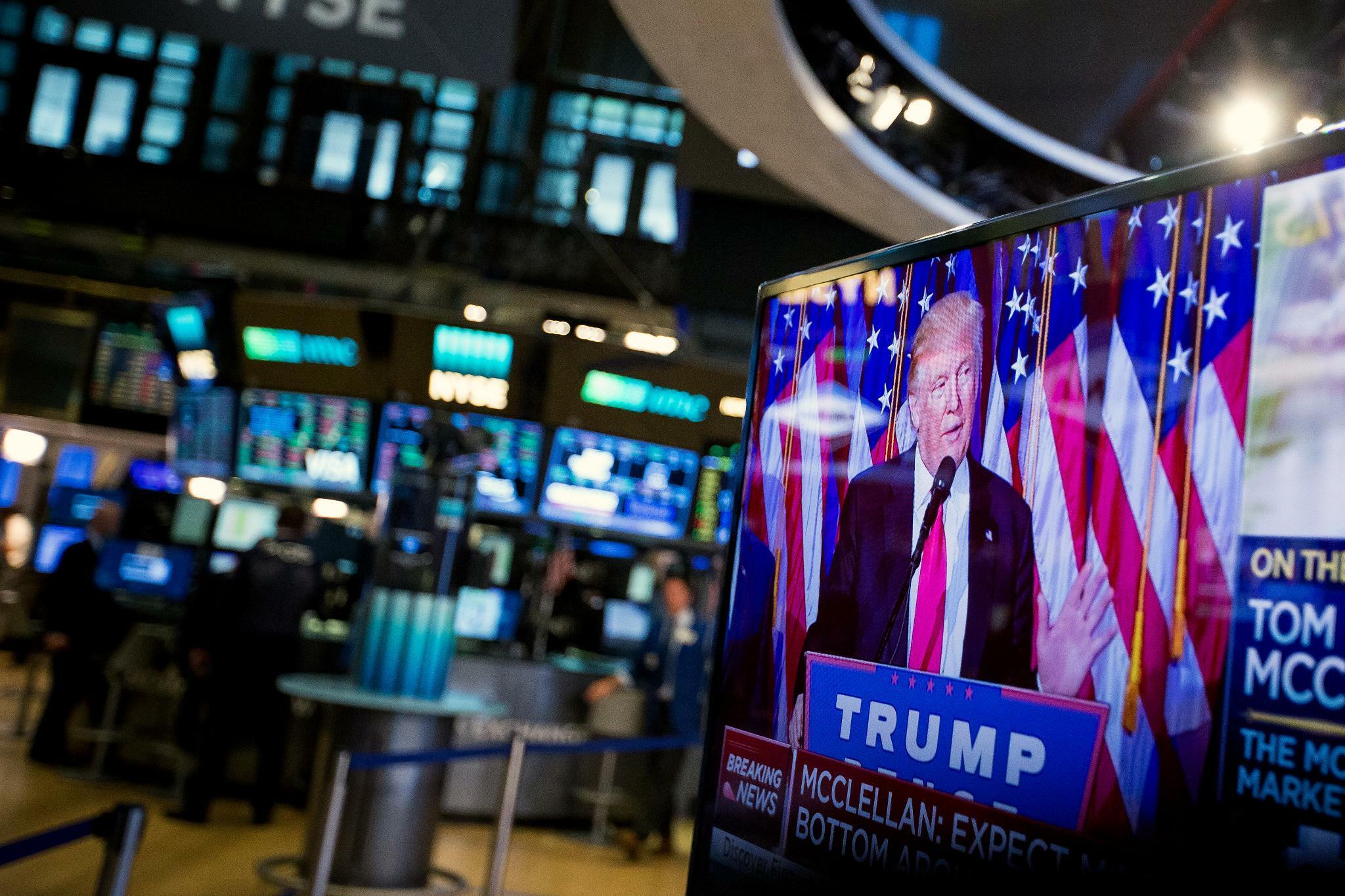 Diese Börsen-Strategie steckt hinter den Trump-Tweets