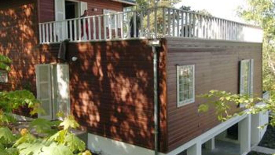 Streit Um Dachterrasse Geht Vor Gericht Weiter: BGH: Terrasse Zählt Bis Zur  Hälfte Als Wohnfläche