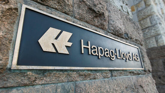Hapag-Lloyd in Hamburg