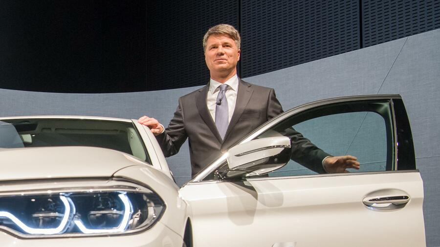 Wir überholen Mercedes im Jahr 2020 — BMW-Chef Krüger