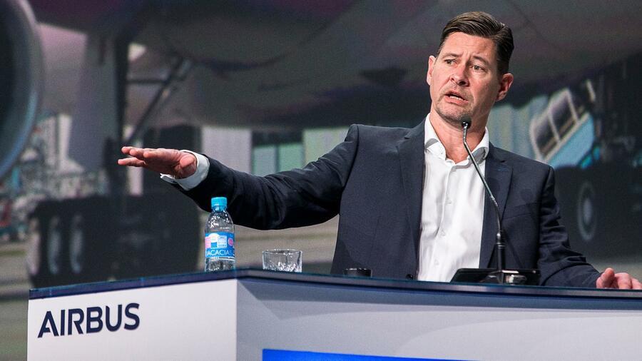 Airbus muss auch CFO Harald Wilhelm ersetzen