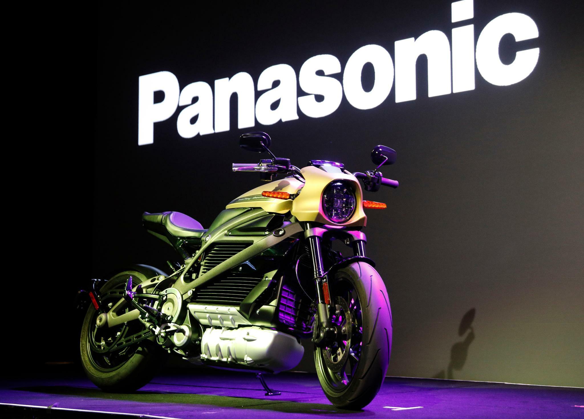 Harley-Davidson stellt sein erstes Elektro-Motorrad LiveWire vor