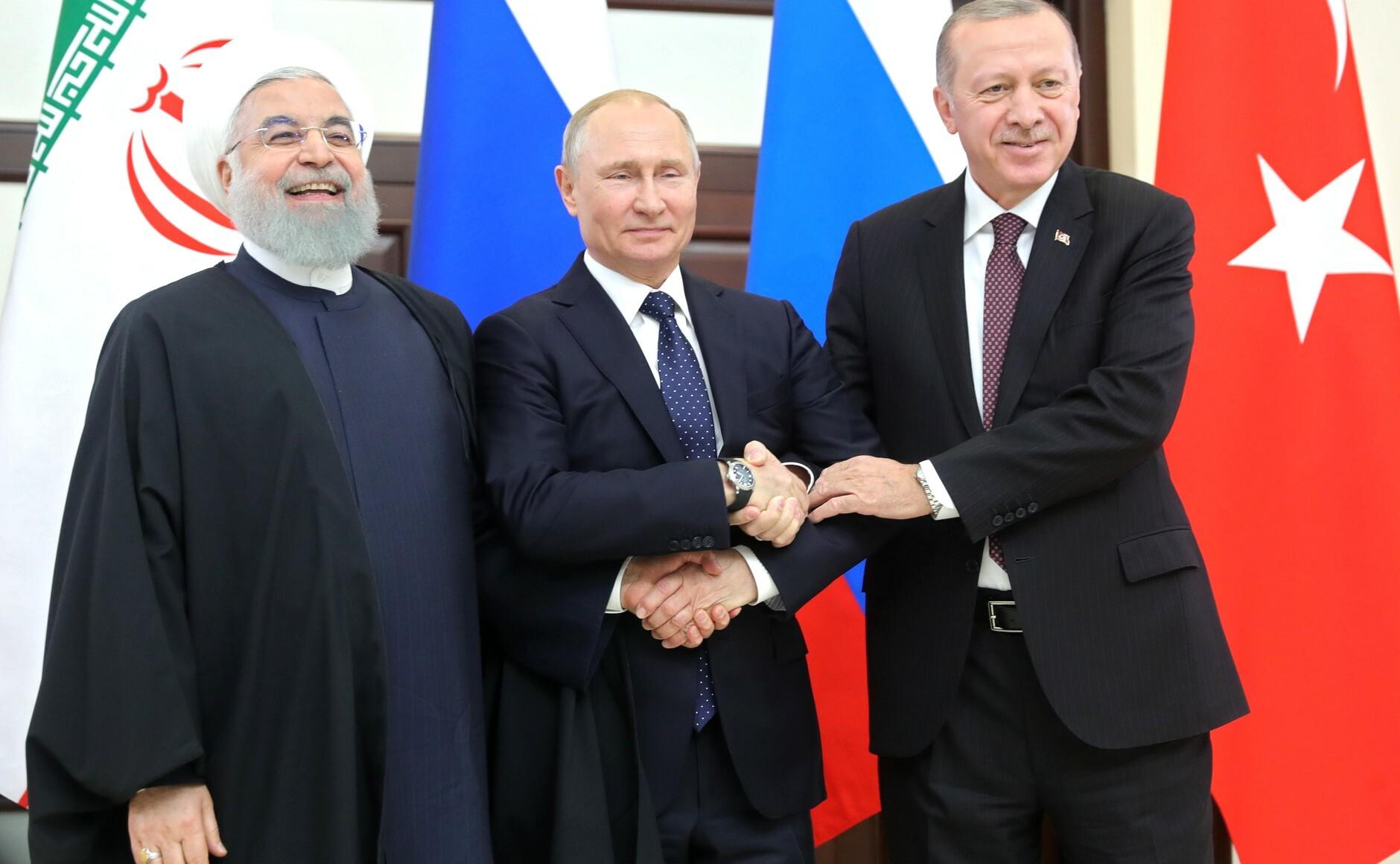 Syrien-Gipfel: Worüber Erdogan, Putin und Ruhani sprechen werden