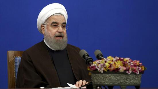 Trump wetterte in Saudi-Arabien gegen den Iran