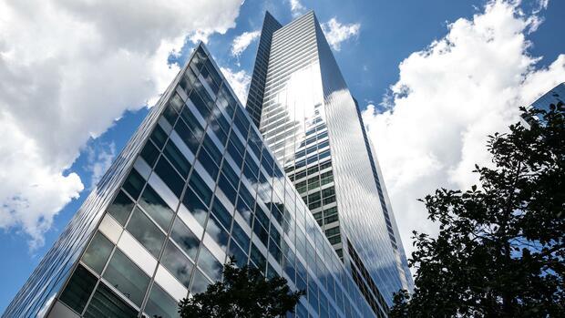Quartalszahlen: Goldman Sachs erzielt zweithöchste Einnahmen der Firmengeschichte