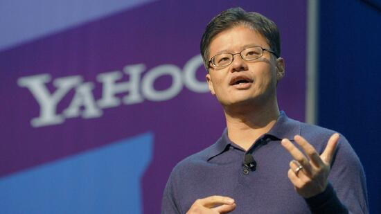 Yahoo!-Konzernchef Jerry Yang. Quelle: dpa