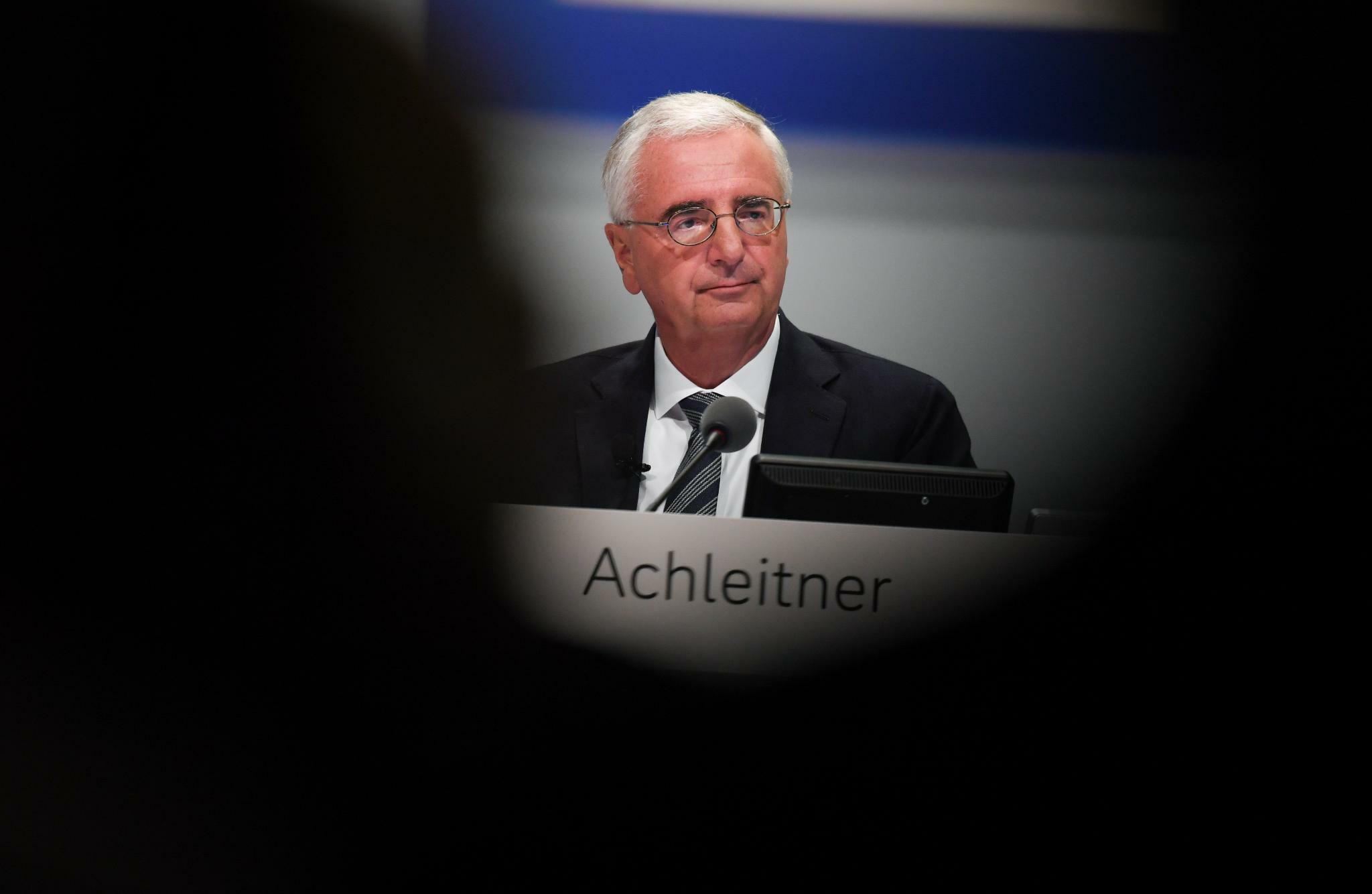 Deutsche Bank: Aufsichtsratschef Achleitner sucht bereits nach seinem Nachfolger