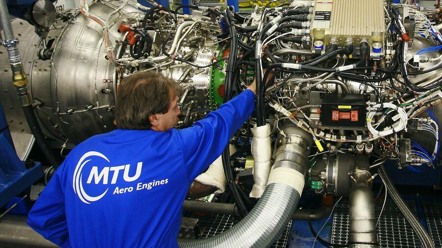 MTU will 100 Stellen streichen
