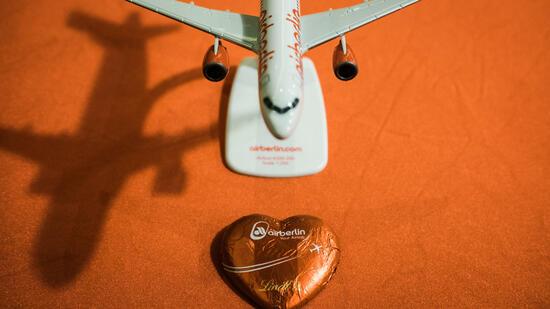 Air-Berlin-Chef: Flüge wieder zuverlässig und pünktlich